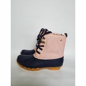 Tommy Hilfiger girls Megan Duck boot Size 4
